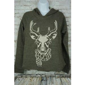 Zara Trafaluc Elk Deer Sweater